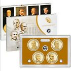 2014 S Presidential Mint Proof Set w/Box/COA Harding Coolidge Hoover Roosevelt