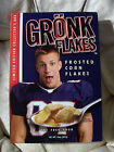 Gronk Flakes Cereal Rob Gronkowski New England Patriots Limited Collector's Box