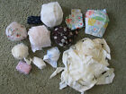 Lot of Cotton Cotton Blend Torn Rag Strips For Baskets Purses Placemats Rugs 1