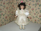Porcelain Doll with stand 16