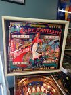 Captain Fantastic Pinball Machine by Bally