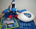 McDonald's Happy Meal  NFL Rush Zone Rusher TENNESSEE TITANS Sealed