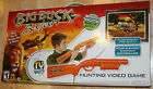 Big Buck Safari Hunting Video Game (TV game system) NEW - shotgun  Jakks Pacific