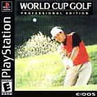 World Cup Golf: Professional Edition  (PlayStation, 1995)