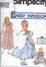 DAISY KINGDOM SIMPLICITY SEWING PATTERN 8144- GIRLS' DRESS, 18