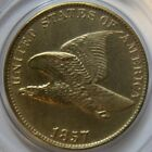 1857 Flying Eagle Cent Uncirculated +++ Condition Philadelphia Mint