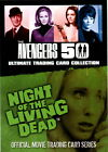 AVENGERS 50, THE & NIGHT OF THE LIVING DEAD 2012 UNSTOPPABLE NSU PROMO CARD NO #