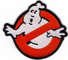 GHOSTBUSTERS EMBROIDERED PATCH NEW  !