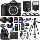 Canon EOS 70D SLR Camera + 18 55mm STM Lens + 30 Piece Accessory Bundle