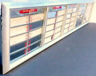 SEEBURG  G or  W SELECT-O-MATIC  JUKEBOX  part:   very clean SONGBOARD w/ glass