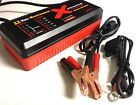 Xtreme Charger, ALL 12V Batteries Motorcycles, ATV, Snowmobile, Pulse, Desulfate