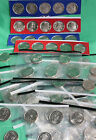1999-2009 State & Territory Quarter Collection 112 Coin from US Mint Cello P & D