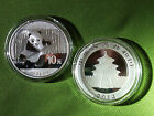 *  1 Troy Oz 2014 Chinese Silver Panda Coin 999 Fine Silver
