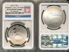 2014-P  BASEBALL NGC PF70 SILVER DOLLAR Hall of Fame Label Proof ULTRA CAMEO