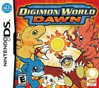 Digimon World: Dawn  (Nintendo DS, 2007) GAME ONLY! TESTED! USA SELLER! A++