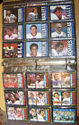 1985 Topps Football set 396 cards Moon R in Binder