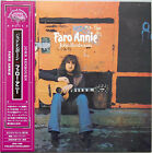 JOHN RENBOURN FARO ANNIE JAPAN AUTHENTIC MINI LP CD NEW BONUS TRACKS WAS-1059