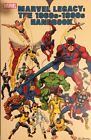 Marvel Legacy: The 1960's-1990's Handbook TPB FREE SHIPPING!