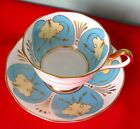Royal Albert Rare Design Fine Bone China Cup And Saucer, 1950s MINT CONDITION!