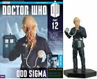 Doctor Who Figurine Collection Part 12 OOD SIGMA AA30