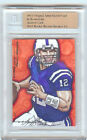 2012 ANDREW LUCK Rookie Record Breaker 1 1 Original Artist Sketch by Kevin-John