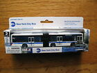 MTA NEW YORK CITY ARTICULATED BUS-AUTHENTIC MARKINGS & NEW IN BOX