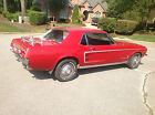 Ford  Mustang Standard 1967 ford mustang coupe barn find