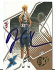 JASON COLLINS NEW JERSEY NETS SIGNED AUTOGRAPHED 2002 TOPPS X RC CARD #47 W COA