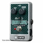 Electro Harmonix IRON LUNG Vocoder Guitar Effects Pedal EHX Voice Vocal Effect