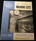 History of Wagon-Lits, The  1875 -1955 by George Behrend