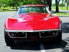 Chevrolet  Corvette Stingray Matching s 350 CI V8 Like Big Block 427 FLORIDA IMMACULATE FULLY RESTORED 4 SPEED MATCHING S NICEST 1969ON THE PLANET