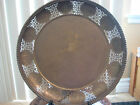 OLD VINTAGE LARGE BRASS 12 ZODIAC CHINESE/INDIA PLATTER