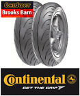 PGO T-Rex 110 Continental ContiScooty 51P/56P Front & Rear Tyre (Pair)