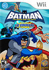 Batman: The Brave and the Bold -- The Videogame  (Nintendo Wii, 2010)