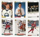 1991-92 UPPER DECK 700 HOCKEY CARD SET & INSERTS BRETT HULL HEROES, EUROSTARS ++