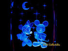 3 D LASER CRYSTAL DISNEY Mickey and Minnie +BASE