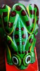 Vintage Noisemaker Clicker Tin Litho Kirchhof Life of the party FROG Toad