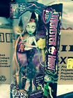 Monster High Brand New Freaky Fusion Doll - Scarah Screams