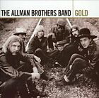 THE ALLMAN BROTHERS BAND - GOLD - 2 DISC GREATEST HITS REMASTERED CD - BRAND NEW