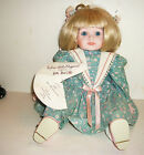 1989 GOEBEL VICTORIA ASHLEA SIGNED BETTY JANE CARTER PORCELAIN LIMITED EDITION