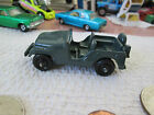 Midgetoy Army Military Green Jeep 2.5