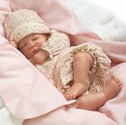 HUSH Little Baby Sleeping Watch her Breathe 18 Inch Collectors Girl Doll