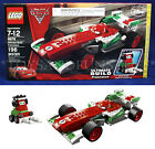 New - ULTIMATE BUILD FRANCESCO - Lego 8678 Disney Pixar CARS 2 - Race Car PITTY