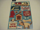 Scrapbooking Crafts Karen Foster Stickers My Dog Friend Bone Food Wash House
