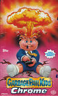 2013 TOPPS CHROME GARBAGE PAIL KIDS CHROME FACTORY SEALED HOBBY BOX