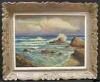 c1940 - LARGE FINE PLEIN AIR OIL PAINTING