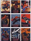 Rittenhouse Archives Legends of Marvel Series 6 Spiderman 9-card set
