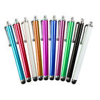10x Multi Color Universal Stylus Touch Screen Pen for Tablet Phone iPod iPad PC