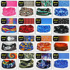 Head/Face/Mask/Neck Tube Scarf Bandanas Hood Beanie Gaiter Wrap Cap Stretchy NEW