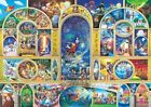 Tenyo Japan Jigsaw Puzzle DW-1000-405 Disney All Character Dream (1000 Pieces)